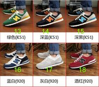 Wholesale Hot original four seasons all appropriate new shoes balancing shoes sneakers sport EUR size
