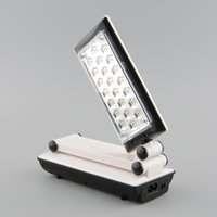 adjustable office tables - LED PVC Foldable Convenient Portable Rechargeable Adjustable Touch Home Office Desk Table Lamp Light