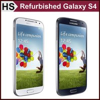 Wholesale Refurbished Original Samsung GALAXY S4 I9500 quot HD Quad Core GHz GPS Wifi G Network Smart Phone