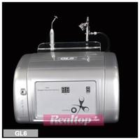 Wholesale free Portable facial tissue oxygen jet peel water oxygen skin rejuvenation machine oxigenoterapia home use facial massage machine