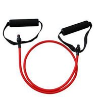 Wholesale Brand Yoga Fitness Resistance Bands Set New Gym Exercise Workout Stretch Heavy Duty Tubes