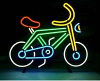 bicycle repair shop - FAT TIRE BIKER BIKE BICYCLE NEON SIGN CUSTOM HANDCRAFTED REAL GLASS TUBE NEON STORE SHOP REPAIR DISPLAY PUB ADVERTISEMENT SIGN quot X14 quot