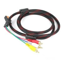 hdmi to rca cable - 2015 NEW M HDMI Male to RCA RCA Video Audio AV Cable HDMI TO AV HDMI TO aberration
