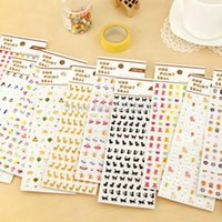Wholesale New Fashion Laptop Keyboard Beauty Stickers Cartoon Cute Button Stickers Key Protection Decorative Stickers