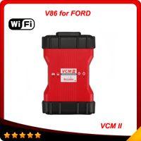 Code Reader best quality vehicles - Best Quality Ford VCM II wifi IDS V86 OEM Level Diagnostic Tool for ford vehicles VCM wifi OBD2 Scanner FD IDS VCM2