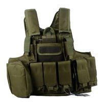 bulletproof vest - TrueTrue Adventure High Quality H Adventure High Quality Hunting Protective Military Tactical Bulletproof Vest Hunting Body Armor Army Vest