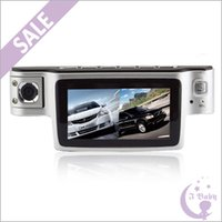 2 channel dvr - 2 inch TFT LCD DVR X9000 Dual Lens Car DVR H P HDMI External IR Rear Camera MP Degree Wide angle G Sensor