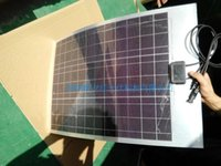 automobile shopping - Ultra thin ultra light half flexible solar panels w v solar panels rv DIY installation s shop