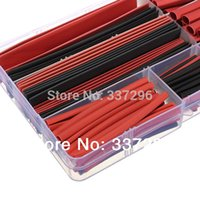 Wholesale Color Polyolefin Heat Shrink Tubing Insulation Gaine Thermo Sleeving Wrap Wire Kit Tablet