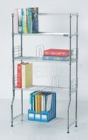 chinese furniture - The new bedroom bookcase bookshelf light Iron creative design bookcase bookshelf Chinese