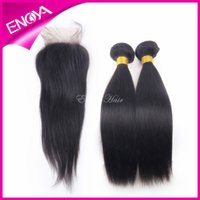 Cheap Brazilian Hair Silk Base Closure Best Natural Color Straight Brazilian Virgin Hair