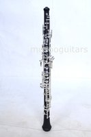 Wholesale New Semiautomatic Oboe Silver Plated C Key for Professionals