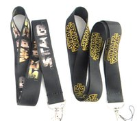 age star - DHL Star Wars All Ages Fashion Lanyard Keychain ID Badge Holder Protector mobile phone charms straps