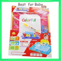 babies good carpet - A Good quality Colored drawing carpet cm Magic water doodle best for baby