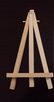 Wholesale cm x cm Hot Small wooden crafts easel easel stand bracket H