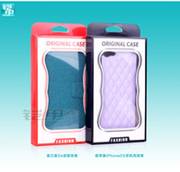 Wholesale 2015 Newest Mobile Phone Case Box Plastic Retail Packaging Box witout Inner Holder for iphone s s iphone Samsung Galaxy s4