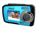 Wholesale HD P MP Digital Video Camcorder Camera DV DVR TFT LCD ZOOM Red Black Household SD cameras