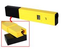 Wholesale New Digital PH Meter Tester Pocket Pen Aquarium by DHL