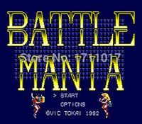 Wholesale DC MD SS SEGA Memery Cards Battle Mania bit MD Game Card For Sega Mega Drive card reader and usb hub