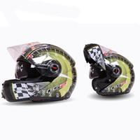 abs reducer - Genuine LS2 FF370 Motorcycle helmet flip up dual lens visor helmets reducer high quality modular helmet L XL XXL