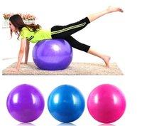 Wholesale Custom design Print logo cm thick yoga ball yoga ball fitness ball massage ball balanced diet manufacturers custom logo