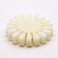 Wholesale 10 x Natural White Nail Art Wheels DIY Practice Nail Beauty Pro for girls order lt no track