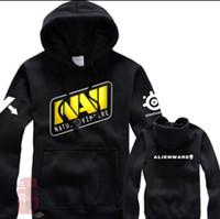alienware - Navi Dota hoodie Dota Natus Vincere heroes long sleeves TI5 Alienware Sweatshirts Gamer hoodies