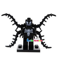 Wholesale SALE style optional Minifigures For Individually Marvel Super Heroes Avengers Batman Building Blocks Model Bricks Toys without box