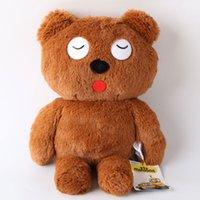 Wholesale Movie Minions NPC Thief Daddy Xiao Huang Meng Bear plush dolls doll eye gift Tanabata