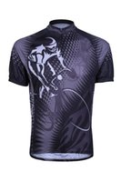 Wholesale New riding Cycling Bike Short Sleeve Top Shirt Clothing Bicycle Sportwear Jersey S XL CC0142