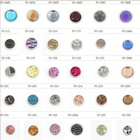 Wholesale Mix For Your Choose Amazing Round Design Glitter Alloy Coin cm FO