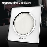Wholesale Norden doorbell switch switch socket a single reset button to open the door access control switch panel out switch