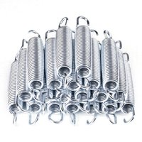 Wholesale 1pc quot inch mm Trampoline Springs Free T Hook Galvanized Steel Replacement Set