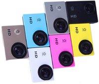 Wholesale New SJ4000 GoPro Hero wifi Waterproof Sport DV HD Camera Camcorder Gopro Style Novatek P fps MP H Inch LCD CAR DVR