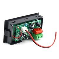ac current sense - Pc Dual Display Digital AC Volt Amperemeter Voltage Panel Meter Current Sense Resistors A V V V Newest