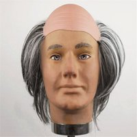 Wholesale New Cartoon Simple Hair Sheath Wig Festival Cosplay Wigs for Party Anime Head Wear FE001
