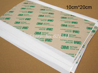 Wholesale 10 Sheets x20cm M MP Double Sided Adhesive Tape For Touch Screen Phone Repair