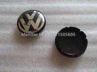 Wholesale mm VW Jetta Golf Volkswagen Emblem Wheel Hub Center Caps Covers