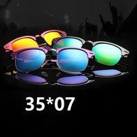 aluminium sunglasses - aluminium magnesium sunglasses N5 green mm sunglasses for men uniex sun glasses half frame sunglasses
