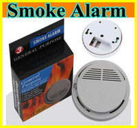 Cheap High Sensitivity Stable Photoelectric Smoke Alarm Fire Smoke Detector Sensor Home Security System for Home