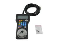 axis encoder - Freeshipping CNC Mach3 USB Handwheel Axis Pulse PPR Optical Encoder Generator MPG Pendant
