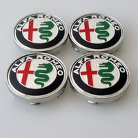 alfa romeo rims - cap casual mm ALFA ROMEO Emblem ALFA Logo Racing Car Wheel Rim Cover Center Hub Caps Dust proof Covers