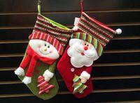 Wholesale Christmas decorations Christmas gifts Christmas stockings Christmas commodity trade custom