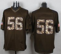 Wholesale 2015 New Salute To Service Men s GBP Julius Peppers Green Salute To Service Limited Jerseys Football Jerseys