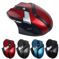 ball receiver - 4 Colors Game Mouse For PC Laptop GHz Buttons Wireless Optical Adjustable Mouse Mice DPI USB receiver Pro Gaming mouse