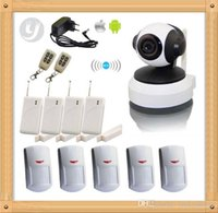 Wholesale Hot New Products for Smart Home HD P2P IP Wifi IP Camera LYD