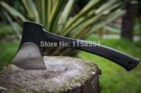 axe head - Huiwill new Axe head Mountain Axe Hatchet Fire Axe Camping Axe Camping Equipment outdoor hunting tools