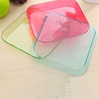 Wholesale 1 Fruit Plates Candy Dessert Bowl Dish Storage Home Decoration Kitchen Tool Space Saver