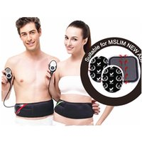 muscle padding - Replacement Gel Pads For Abs System Abdominal Muscle Toner Flex Belt Pads ABS Flex Belt Pad