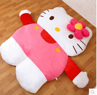 Wholesale Tatami with thick mattress cartoon couch couch rice The lazy sofa laying sleeping pad
